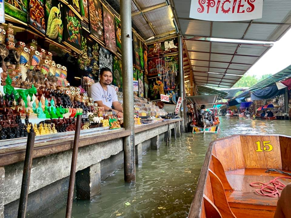 Maeklong & Floating Market